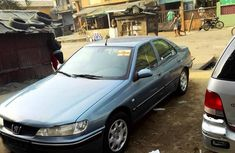 Peugeot 406 2003 Blue for sale