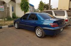 Clean Peugeot 406 2002 Blue for sale