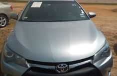 Clean Tokunbo Toyota Camry 2015 Silver for sale