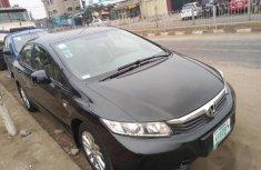 Honda Civic 2011 Black for sale