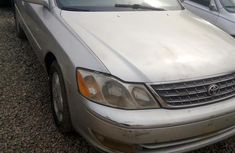 Toyota Avalon 2003 Silver for sale
