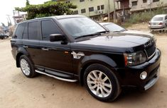 Almost brand new Land Rover Range Rover Sport Petrol