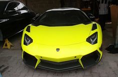 Lamborghini Aventador 2011 for sale