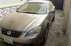 Clean Nissan Altima 2004 Brown For Sale