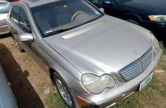 Mercedes Benz C320 Gold 2002 for sale