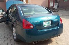 Fairly Used Nissan Maxima 2006 Green for sale