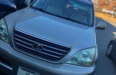 Lexus GX470 2005 Silver for sale