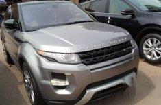 Land Rover Range Rover Evoque 2016 Silver for sale