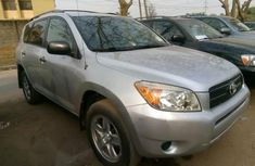 Toyota RAV4 L 2006 Silver for sale