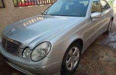 Sharp Clean 2006 Mercedes Benz E350 for sale