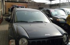 Jeep Cherokee 2009 Black for sale