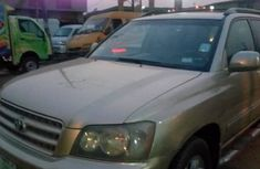 Toyota Highlander 2002 for sale