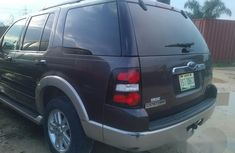 Clean Ford Explorer 2006 Brown For Sale