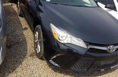 Toyota Camry 2015 Black for sale