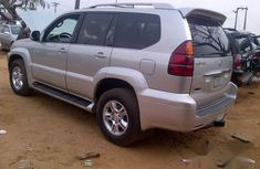 Used Lexus GX 470 2006 Silver for sale