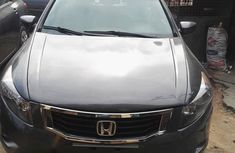 Tokunbo Honda Accord 2008 Grey for sale