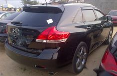 Fresh Toyota Venza 2010 Black for sale