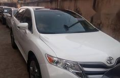 Tokunbo Toyota Avanza 2016 White for sale