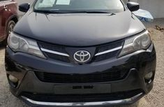 Toyota RAV4 2014 Black for sale