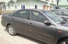 Toyota Camry 2006 Gray for sale