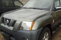 Nissan Xterra Jeep 2007 Gray for sale