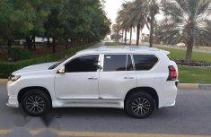 Toyota Prado 2015 White for sale