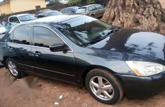 Honda Accord 2004 Gray for sale