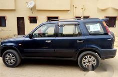 Honda CR-V 1998 Blue for sale