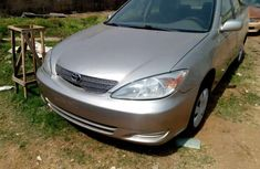 Toyota Camry LE 2004 Gold for sale