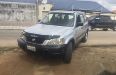 Used Honda CR-V 1998 Silver For Sale