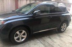 Clean Lexus Rx350 2013 Black for sale