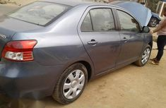 Toyota Yaris 2009 Blue for sale