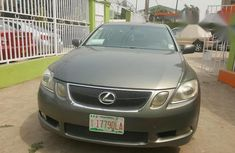 Lexus GS 300 2006 Green for sale