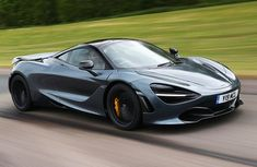 McLaren unveils the McLaren 720S Spyder: Only ₦115 million!!!