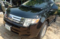 Sharp Clean Ford Edge 2010 Black for sale