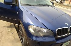 BMW X5 2009 Blue for sale