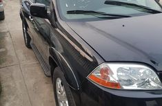 Accura MDX 2002 Black for sale