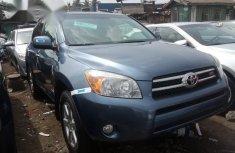 Toyota RAV4 2008 Gray for sale