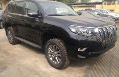 2018 Toyota Land Cruiser Prado Automatic Petrol well maintained