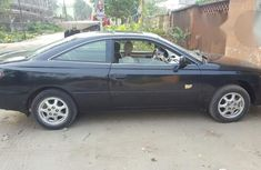Clean Toyota Solara 2004 Black for sale