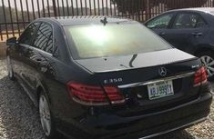 Neatly Used 2015 Mercedes benz E350 4matic #Abuja for sale