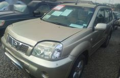 Used Nissan X-Trail 2005 Gray for sale