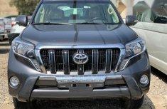 Toyota Land Cruiser Prado 2016 Gray for sale