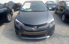 Super Clean Toyota Corolla 2015 Black for sale