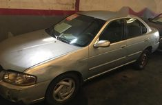Clean Nissan Sentra 2004 Silver for sale