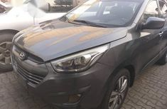 Clean Hyundai ix35 2014 Gray for sale