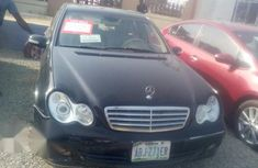 Mercedesx Benz C240 2003 Black For Sale