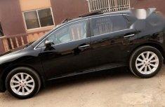 Toyota Venza 2011 Black for sale