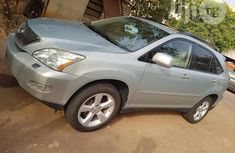 Foreign Used Lexus RX350 2007 Silver for sale