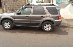 Ford Escape 2003 Gray for sale